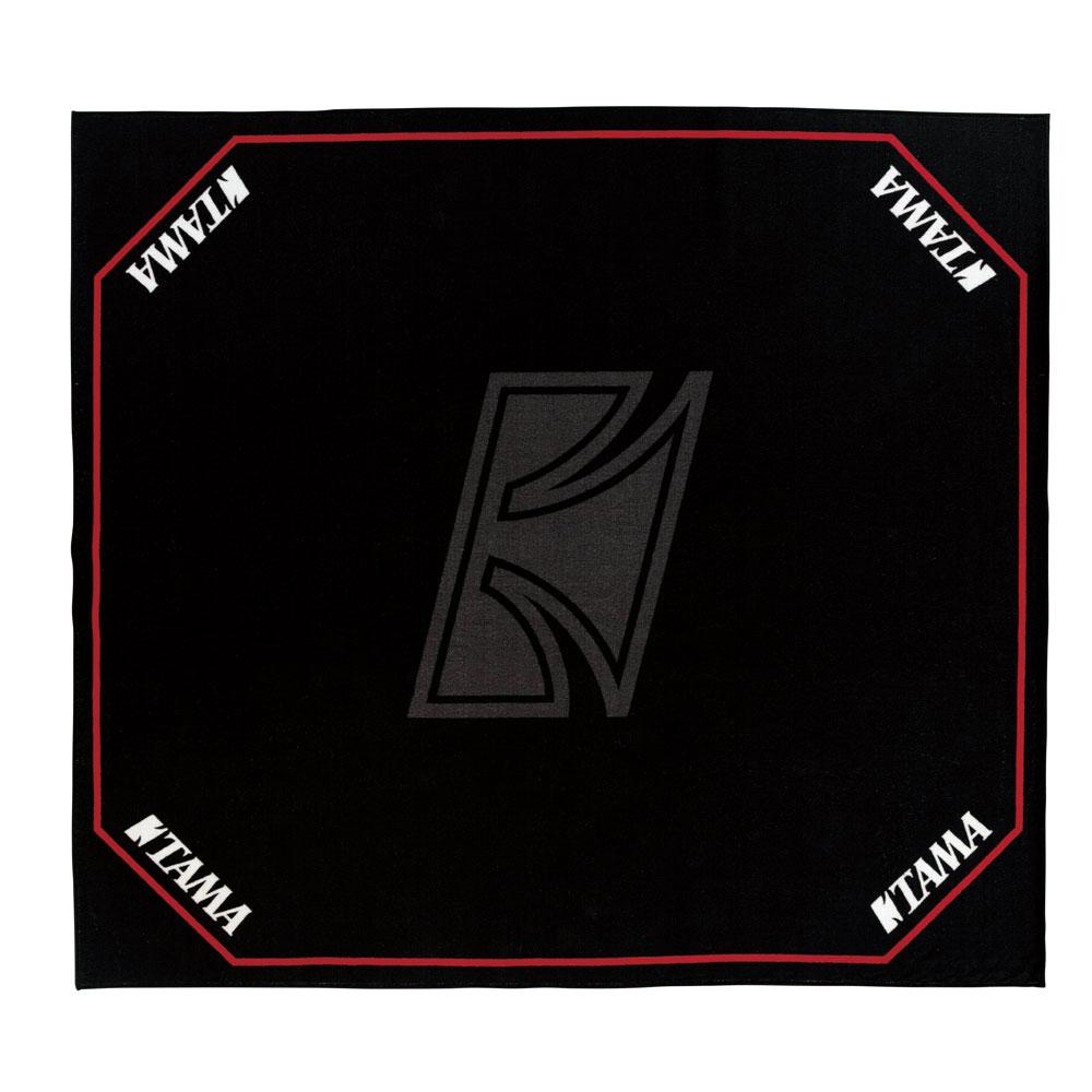 TAMA ブラック TDR-TL TDR-TL TAMAロゴ ブラック TAMAロゴ ドラムセッティングカーペット, 出産準備赤ちゃんまーけっと:9d53f028 --- officewill.xsrv.jp