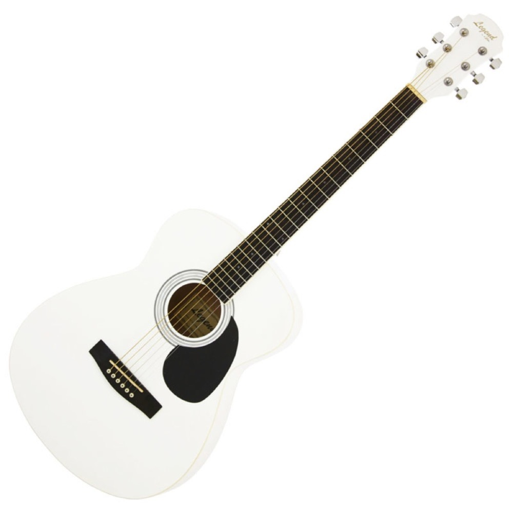 LEGEND FG-15 Metallic PWH アコースティックギター