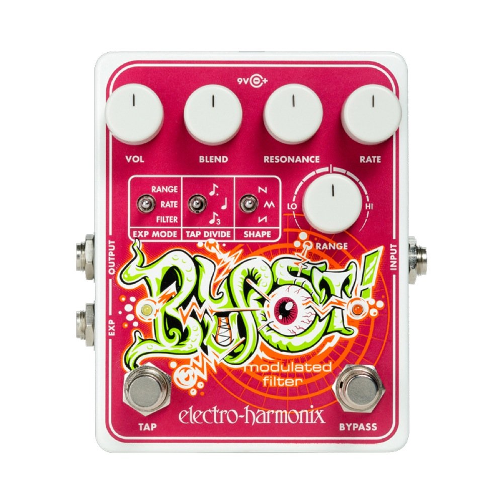 ELECTRO-HARMONIX Blurst Modulated Filter モジュレーションフィルター