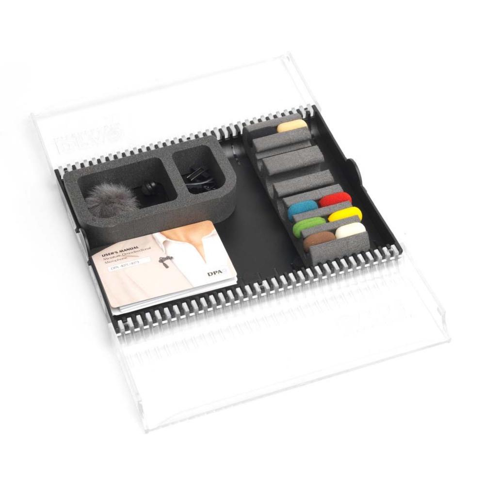 DPA DAK4071-E 4071用アクセサリーキット 外録制作現場用