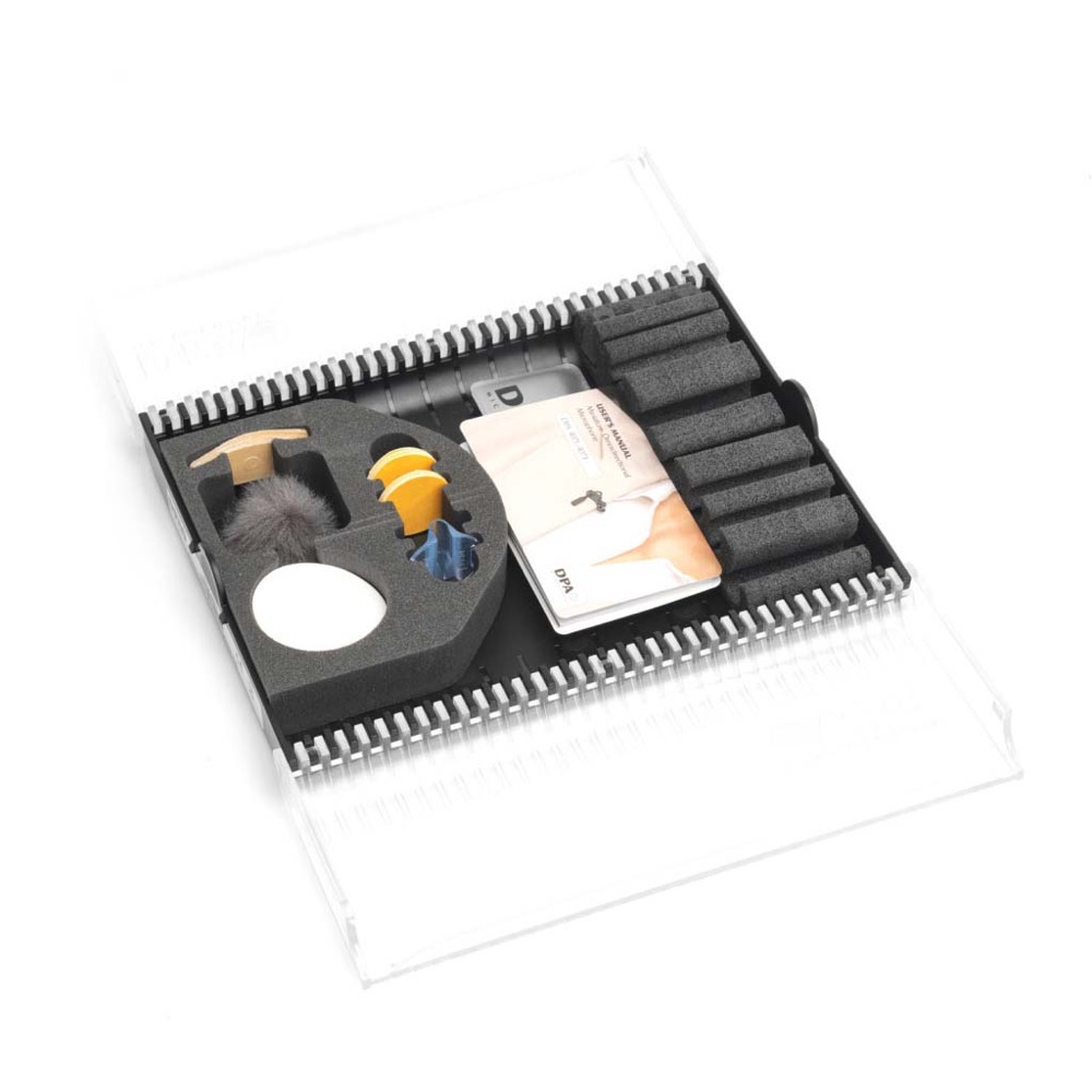 DPA DAK4071-F 4071用アクセサリーキット 映画・演劇制作用
