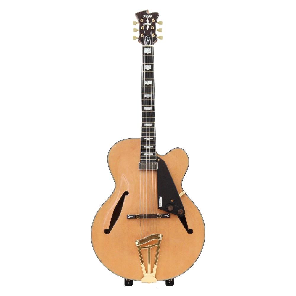 FUJIGEN MFA-FP JN Masterfield フルアコギター