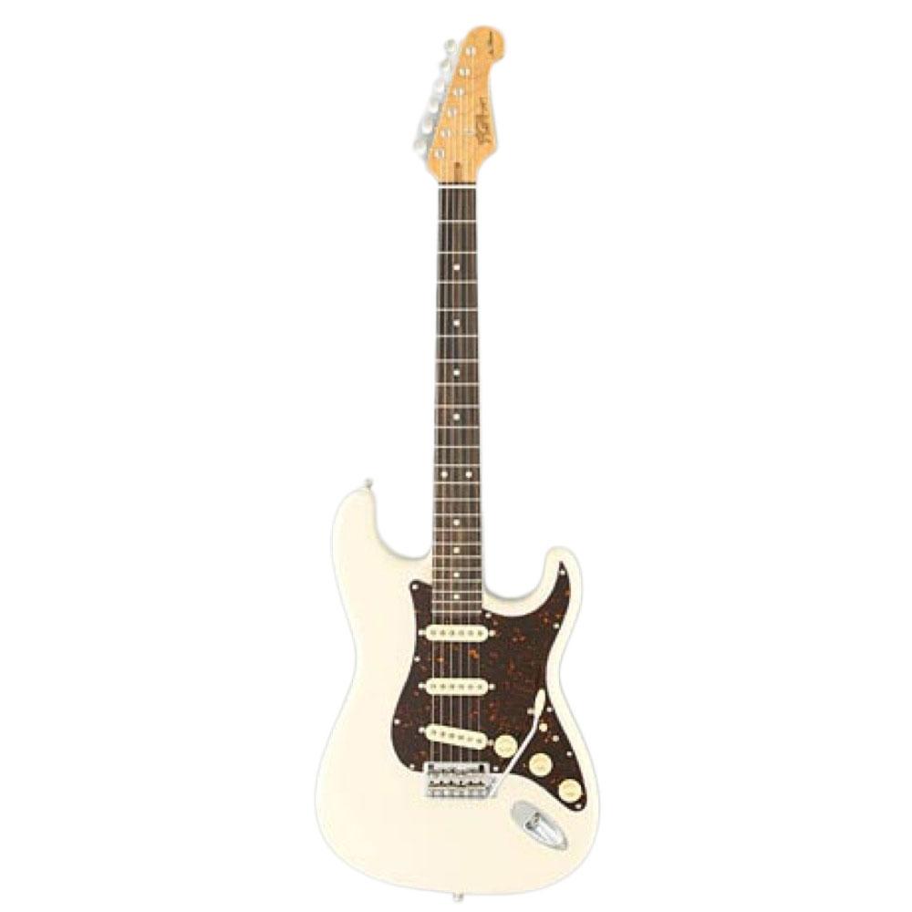 FUJIGEN NST10RAL-VWH Neo Classic エレキギター