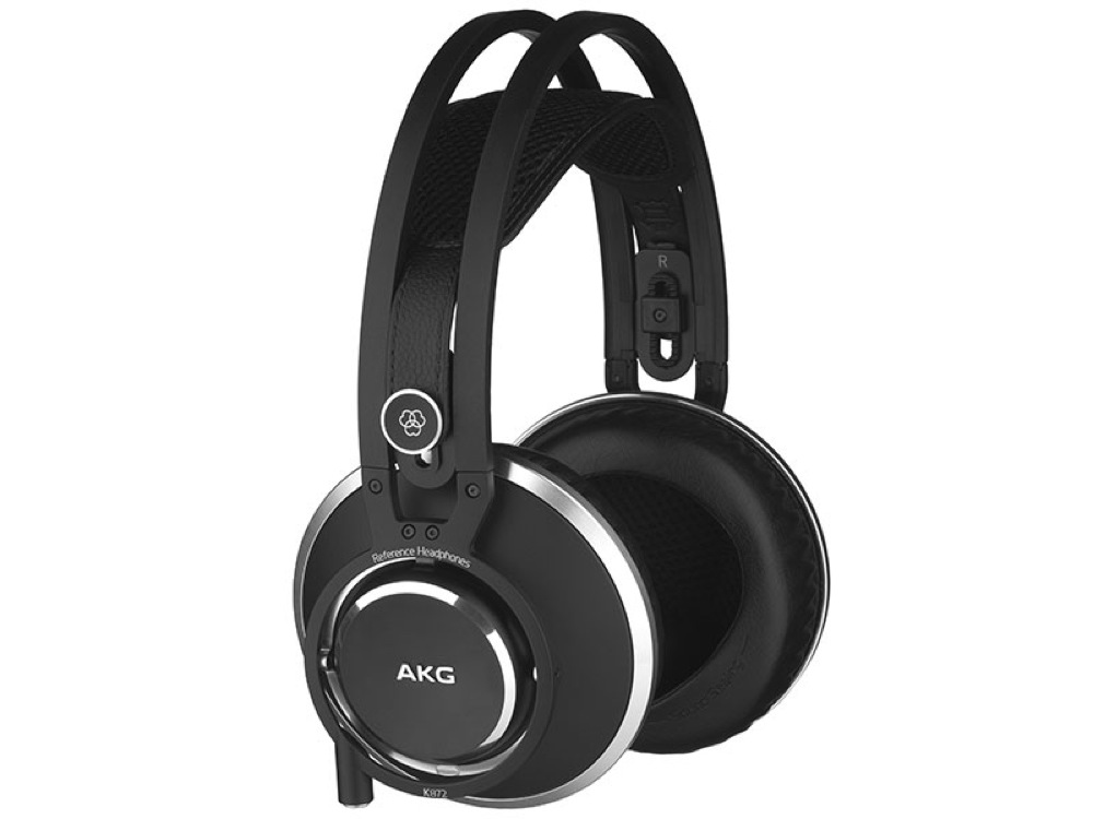 AKG K872 密閉型ヘッドホン