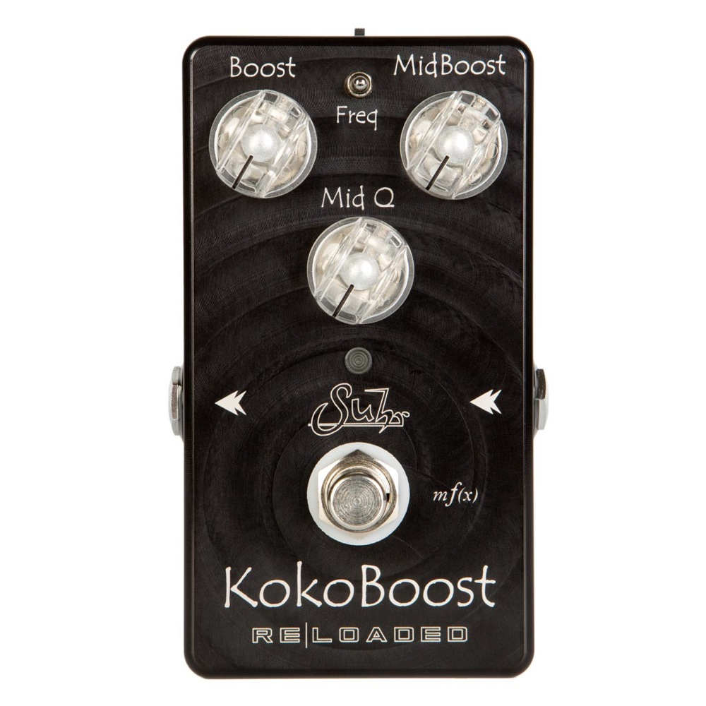 Suhr Koko Boost Reloaded ブースター エフェクター