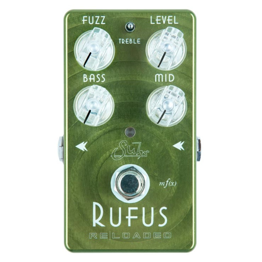 Suhr Rufus Reloaded オクターブファズ エフェクター