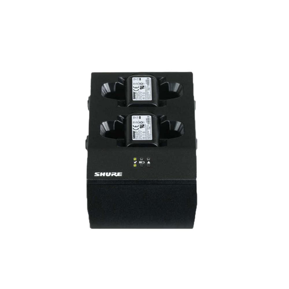 シュアー ワイヤレス 送信機 充電器 公式ショップ SBC200-J アイテム勢ぞろい SHURE ワイヤレス用充電器
