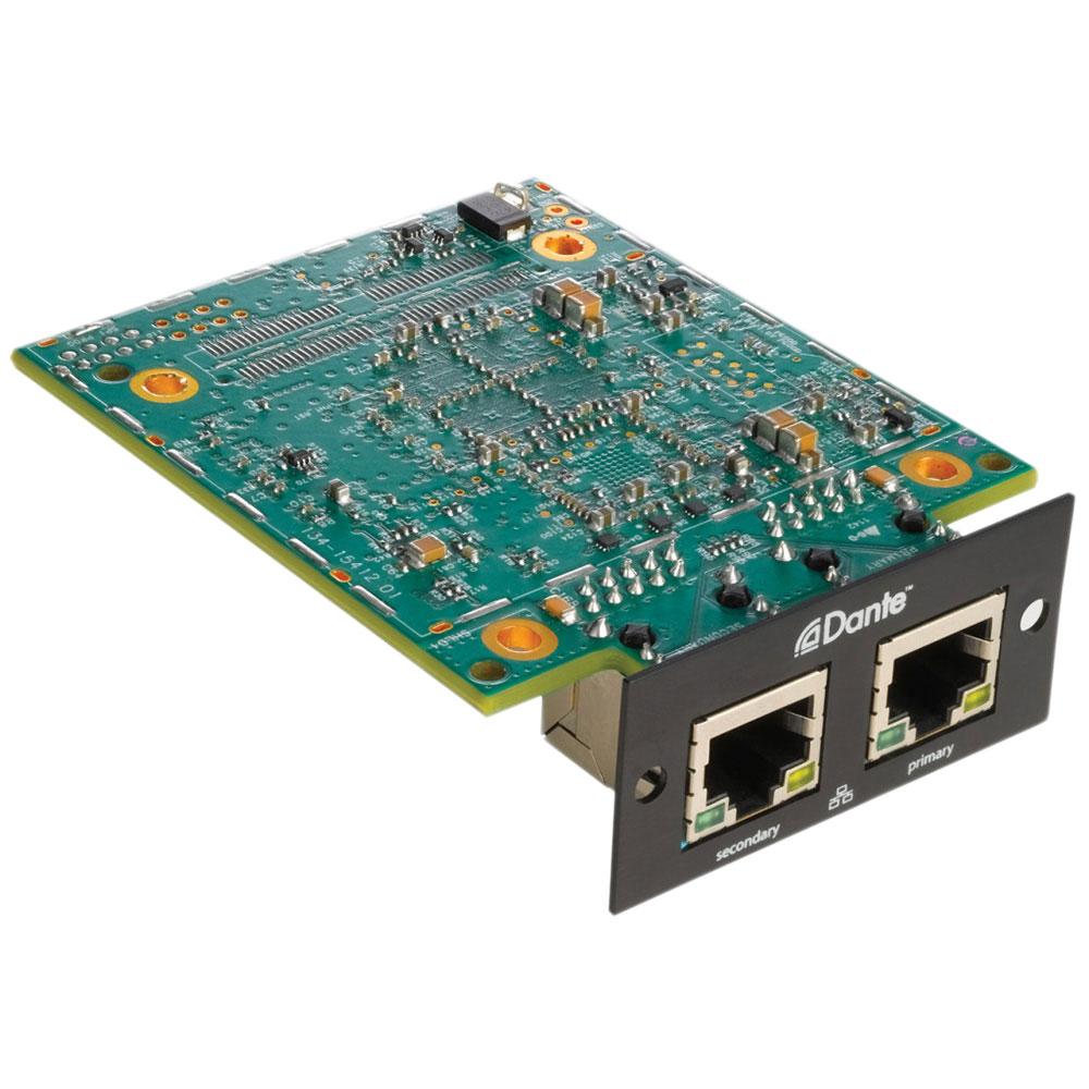 SHURE A820-NIC-DANTE アップグレードカード