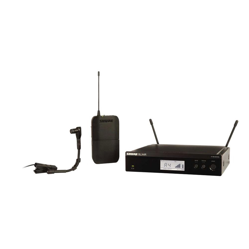 SHURE BLX14R/B98 楽器用ワイヤレスシステム