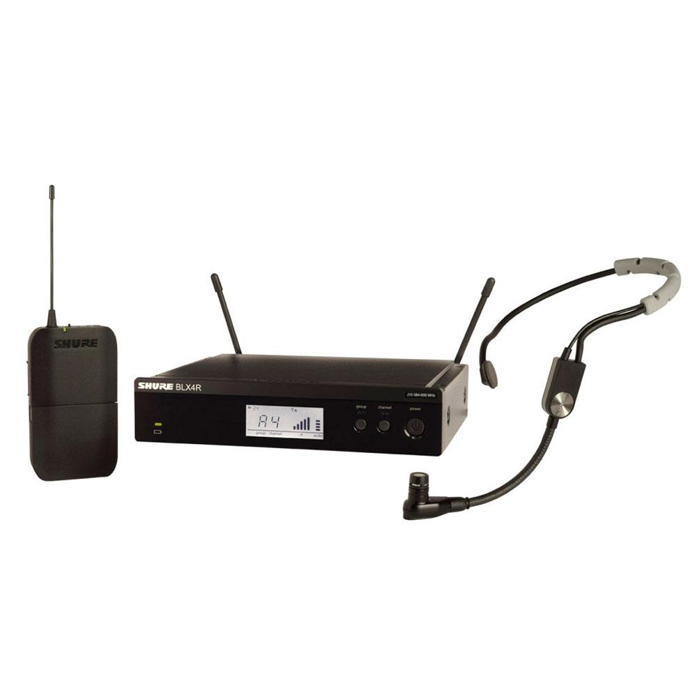 SHURE BLX14R/SM35 ステージパフォーマンス用ワイヤレスシステムセット