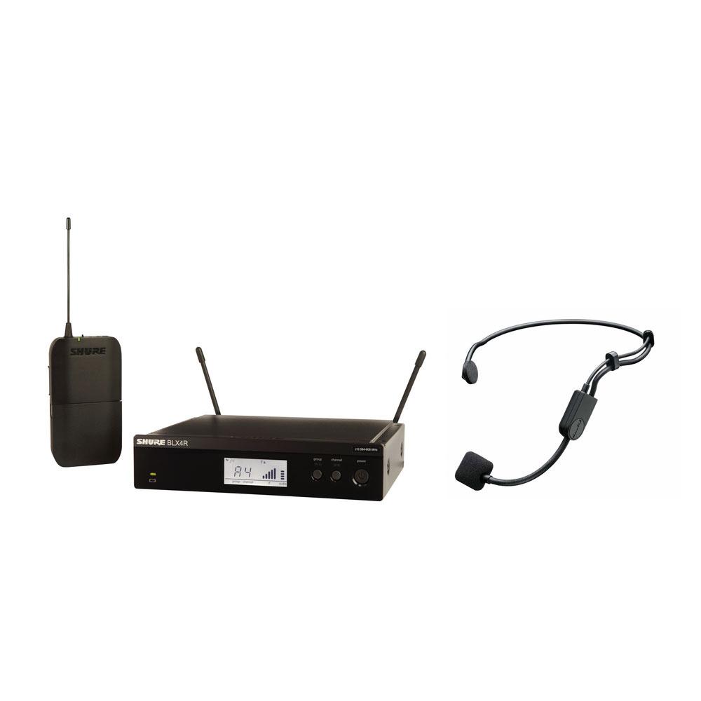 SHURE BLX14R/SM31 ワイヤレスマイク