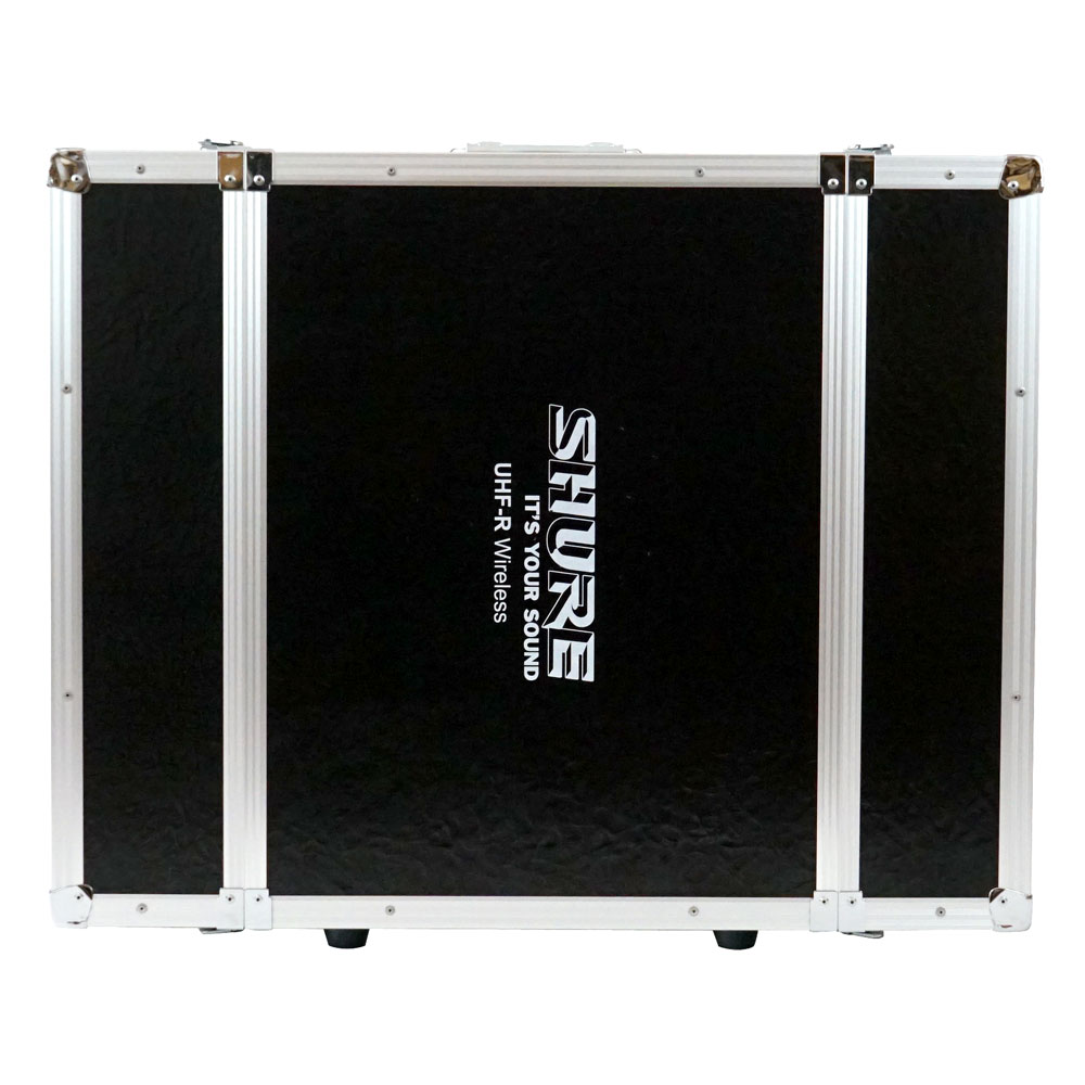 SHURE DWC-2 UHFR UHF-R Wireless用 キャリング・ハードケース