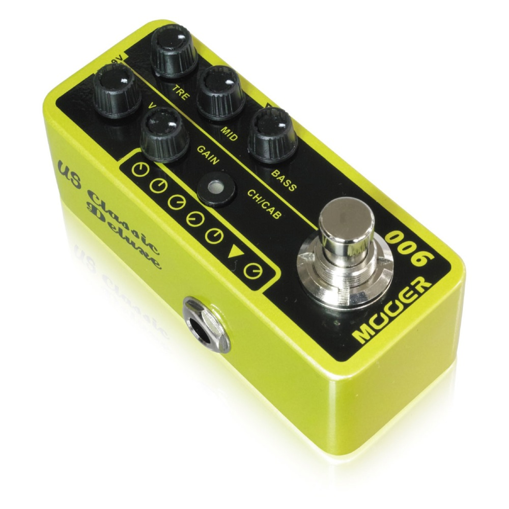 Mooer Micro Preamp 006 プリアンプ ギターエフェクター