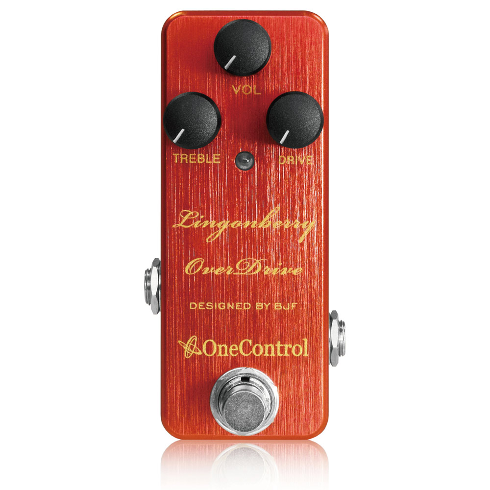 One Control Lingonberry OverDrive オーバードライブ