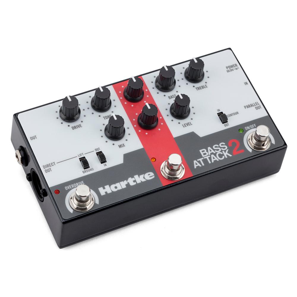 Hartke Bass Attack 2 ベースプリアンプ