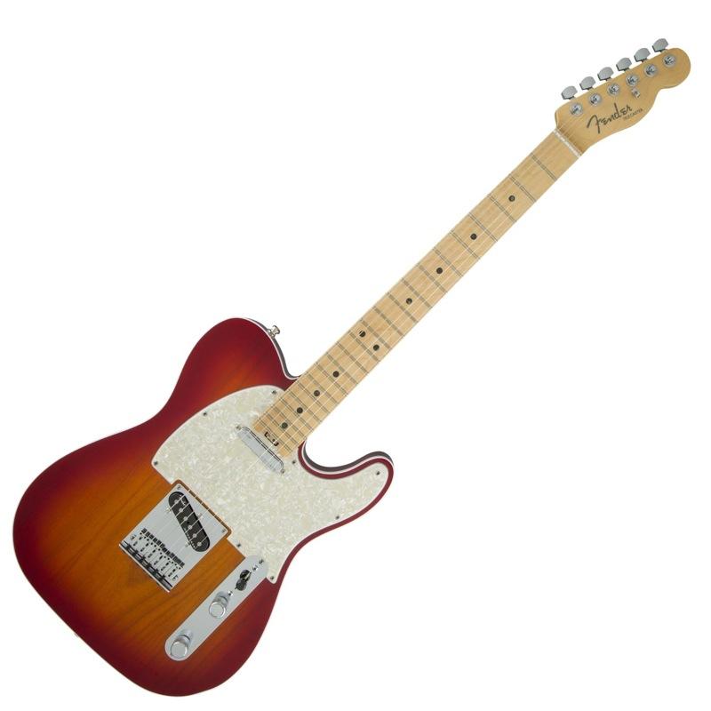 Fender American Elite Telecaster ACB MN エレキギター