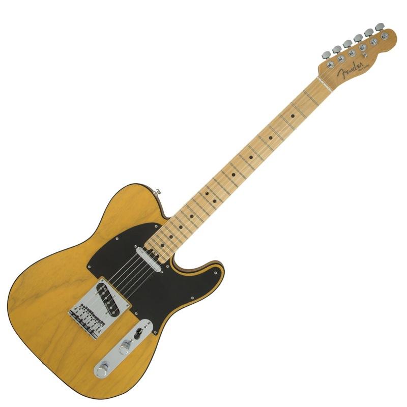 Fender American Elite Telecaster BTB MN エレキギター