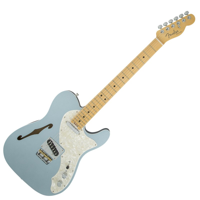 Fender American Elite Telecaster Thinline MIB MN エレキギター