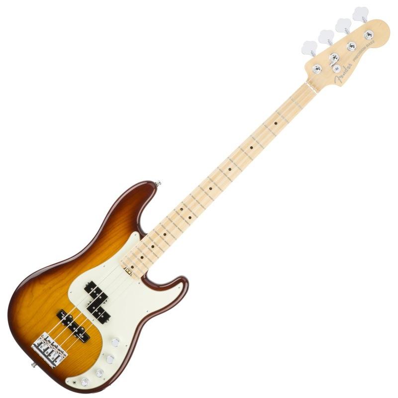 Fender American Elite Precision Bass ASH TBS MN エレキベース