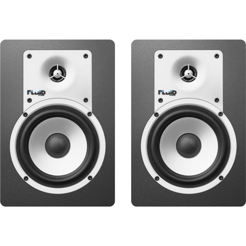 Fluid Audio C5 40W(20W+20W) ブラック モニタースピーカー