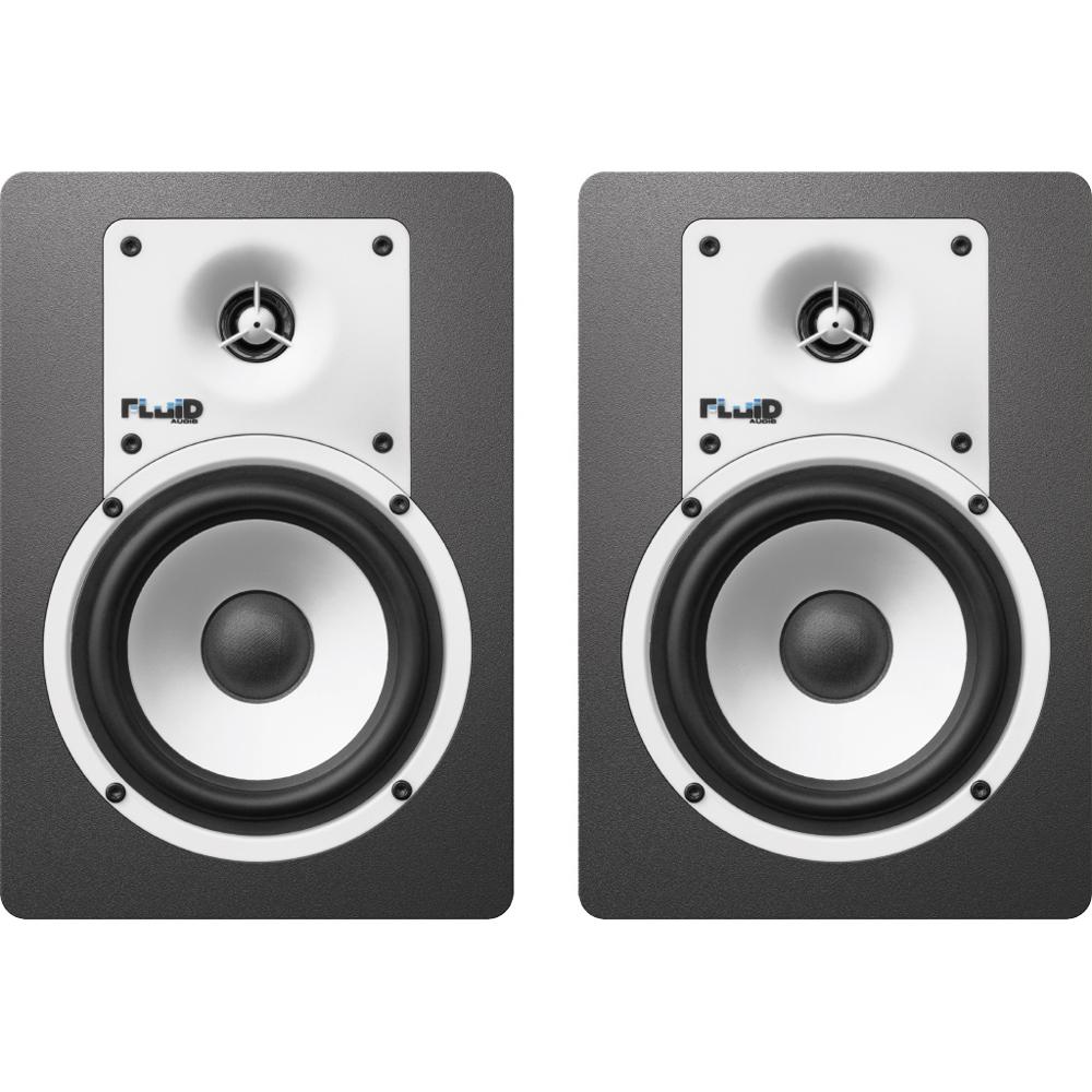 Fluid Audio C5BT 40W(20W+20W) ブラック モニタースピーカー Bluetooth対応