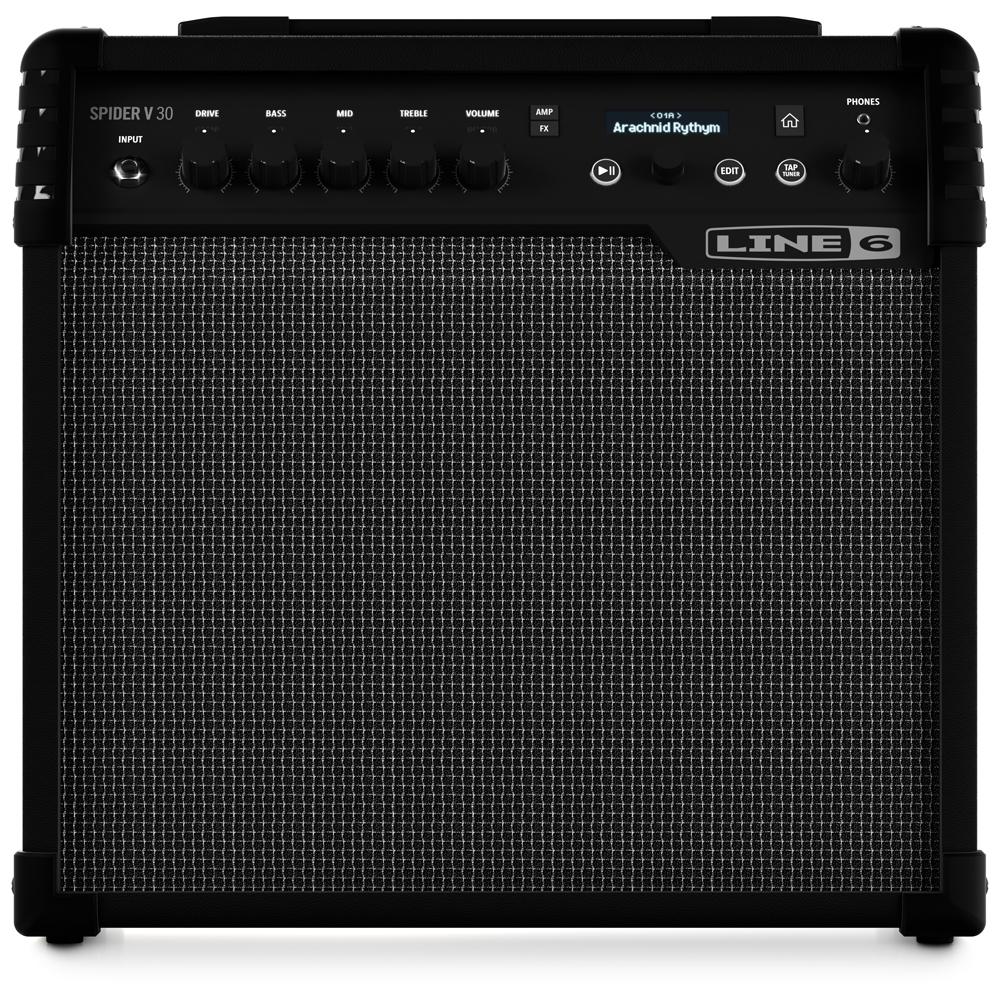 LINE6 Spider V 30 ギターコンボアンプ