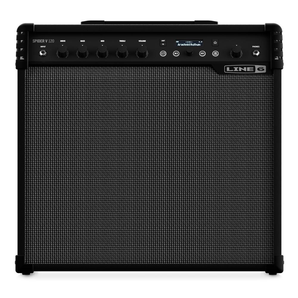 人気沸騰ブラドン LINE6 120 Spider V V 120 Spider ギターコンボアンプ, ハカタク:0b704627 --- clftranspo.dominiotemporario.com