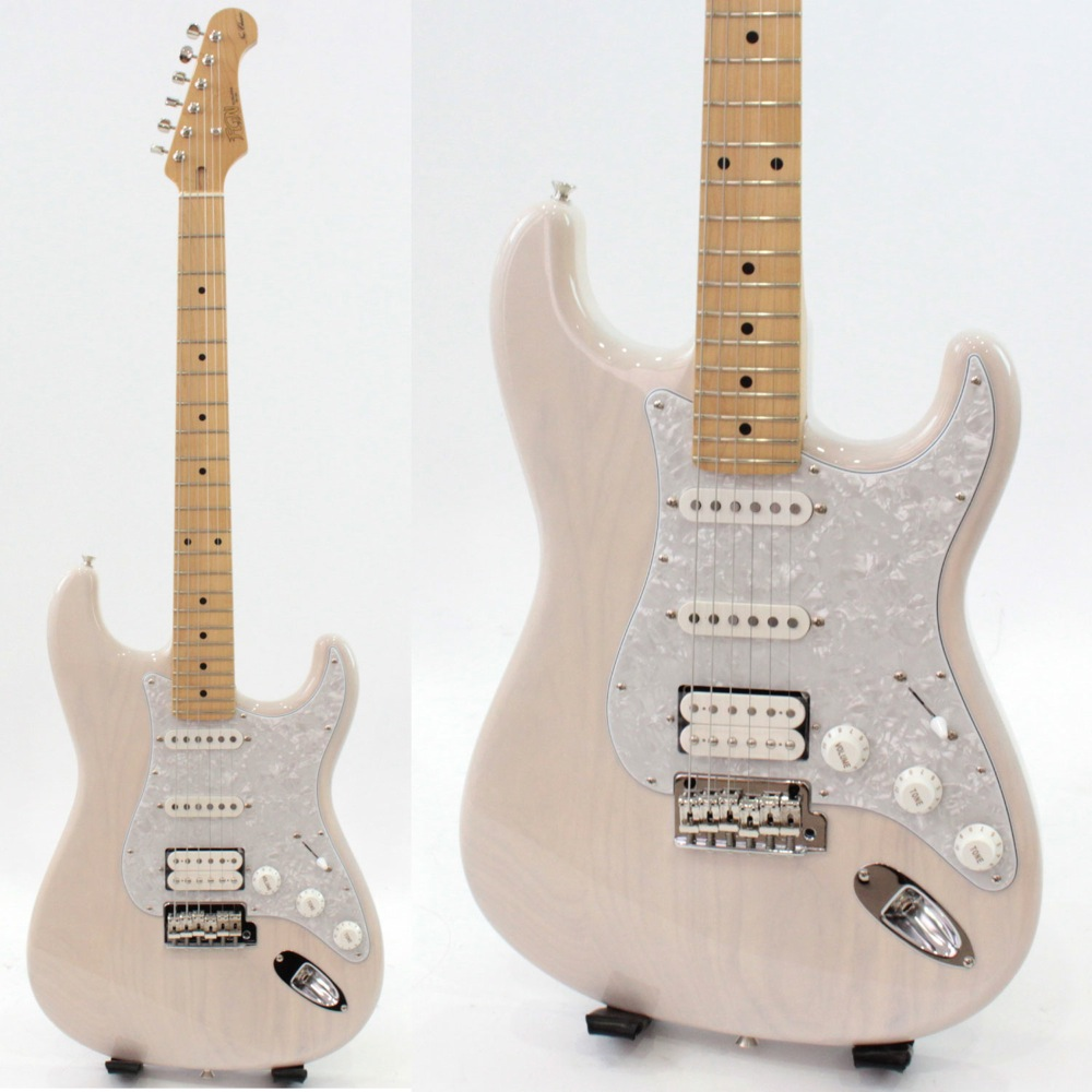 FUJIGEN SNST103 WB エレキギター