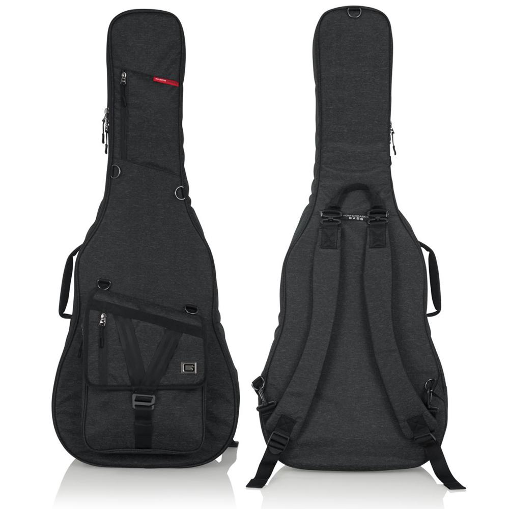 GATOR GT-ACOUSTIC-BLK アコースティックギター用ギグバッグ