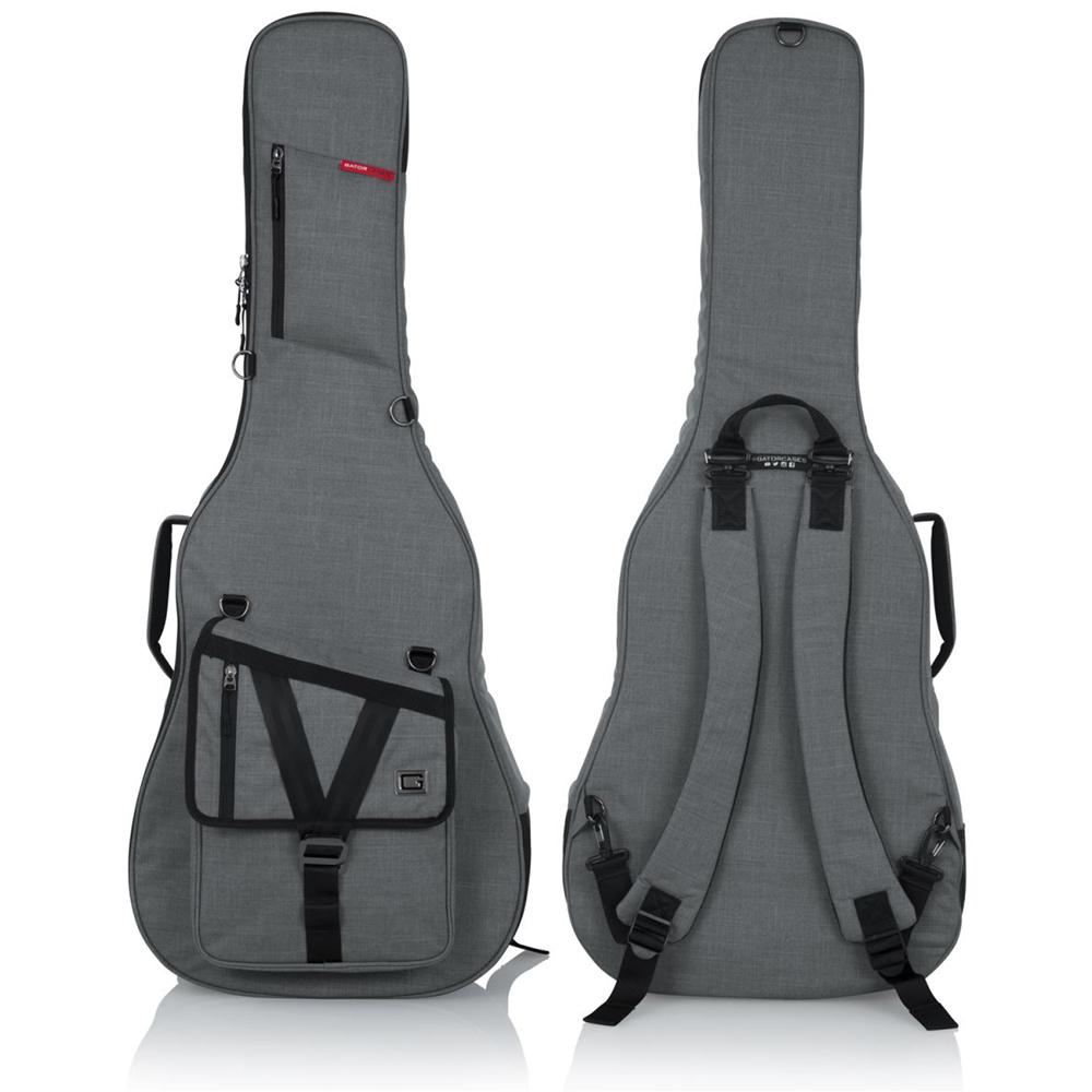 GATOR GT-ACOUSTIC-GRY アコースティックギター用ギグバッグ