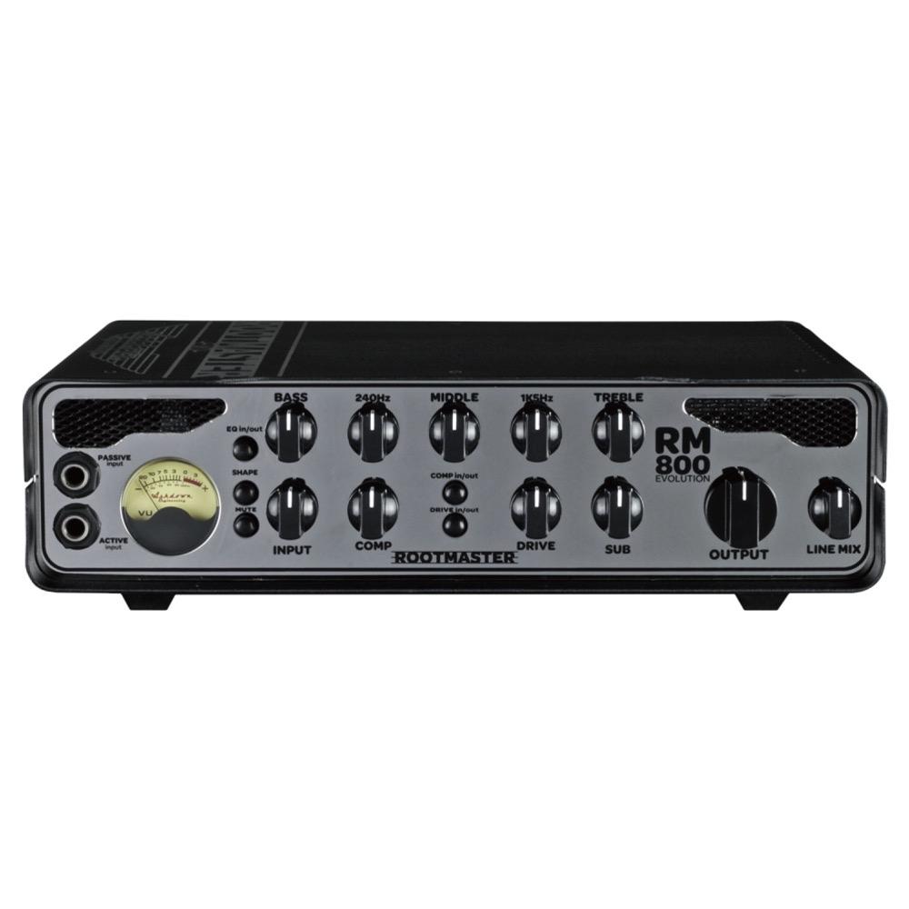 Ashdown RM-800-EVO ベースアンプヘッド