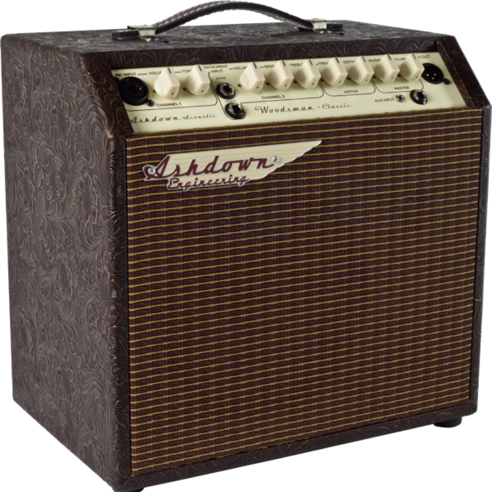 Ashdown Woodsman-Classic アコースティックギター用アンプ
