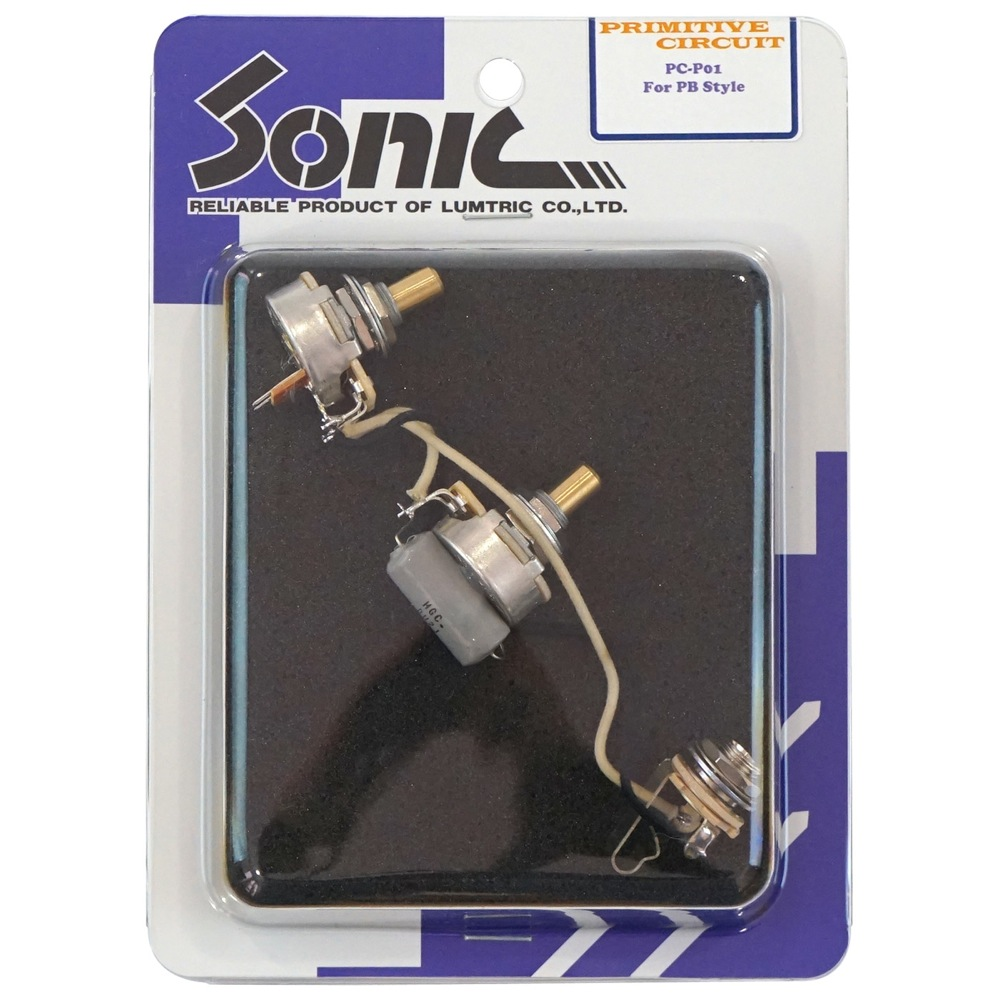 SONIC PC-P01 for PB style プレシジョンベース用サーキット