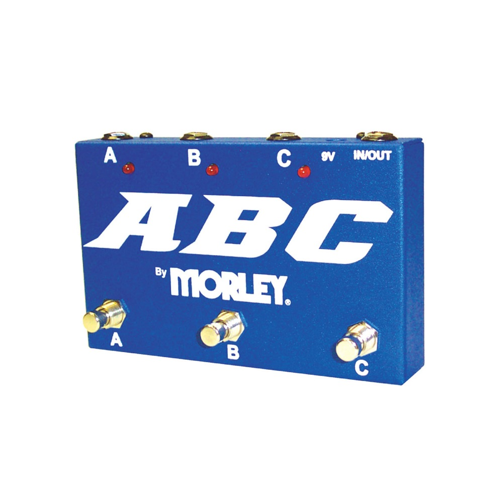 MORLEY ABC BOX ラインセレクター