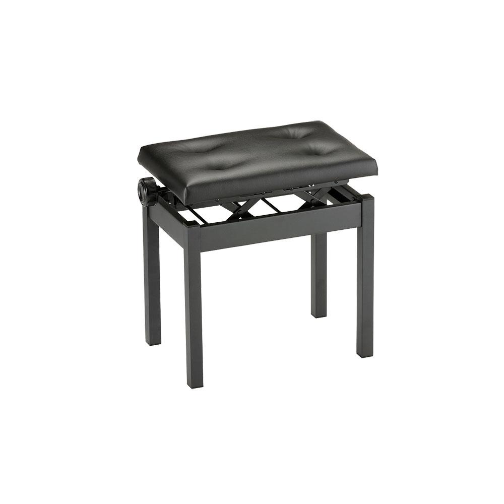 KORG PC-550-BK ピアノイス ピアノ用高低自在椅子 ピアノベンチ