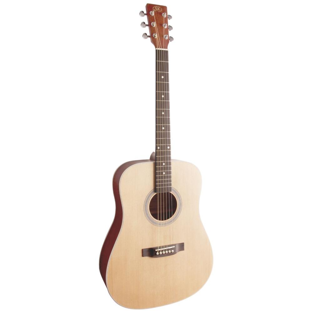 SX SD204 NAT アコースティックギター