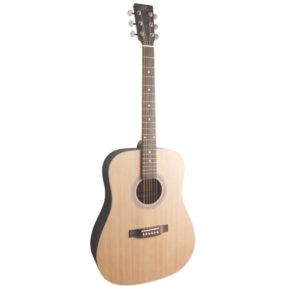 SX SD204 TBK アコースティックギター
