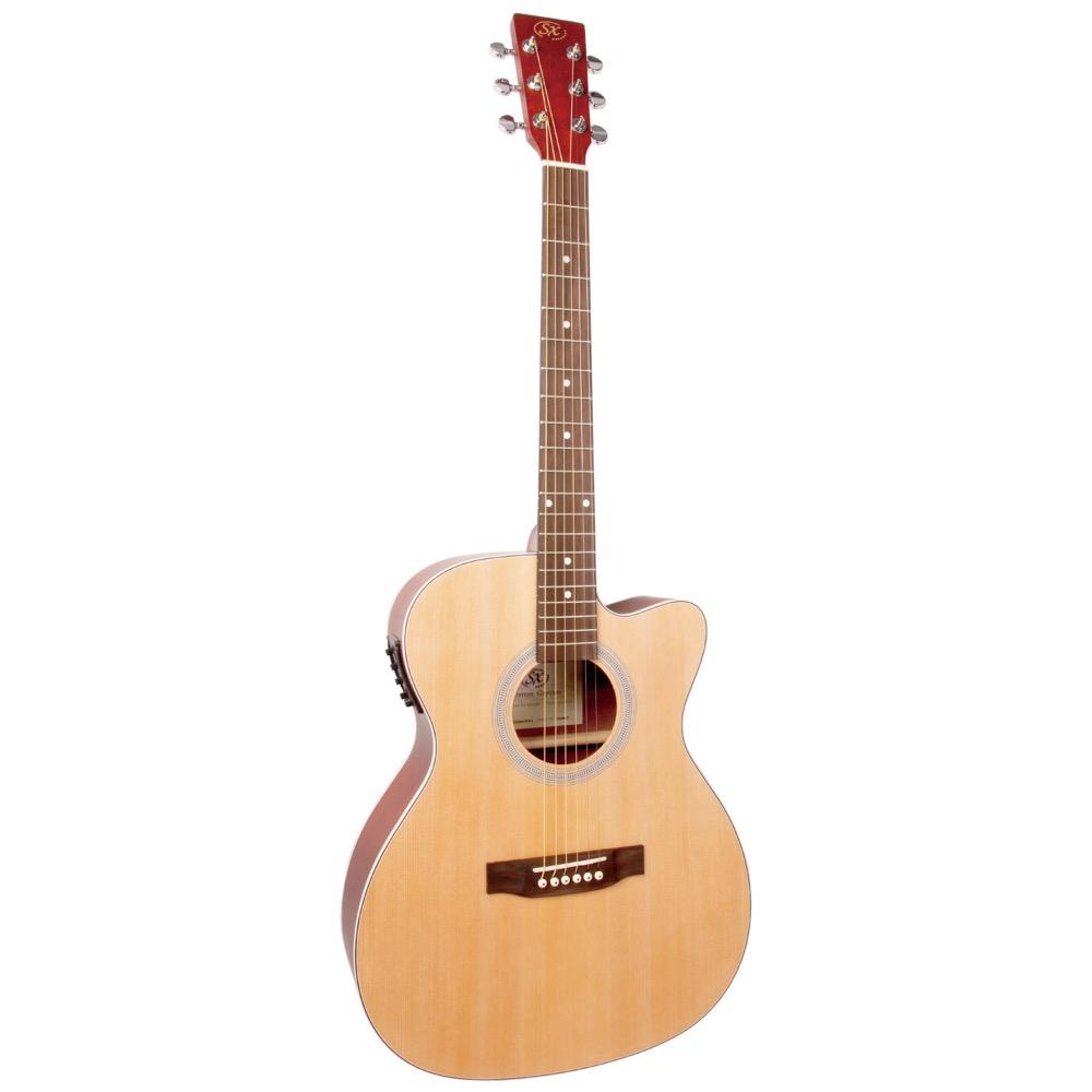 SX SO204CE NAT エレクトリックアコースティックギター