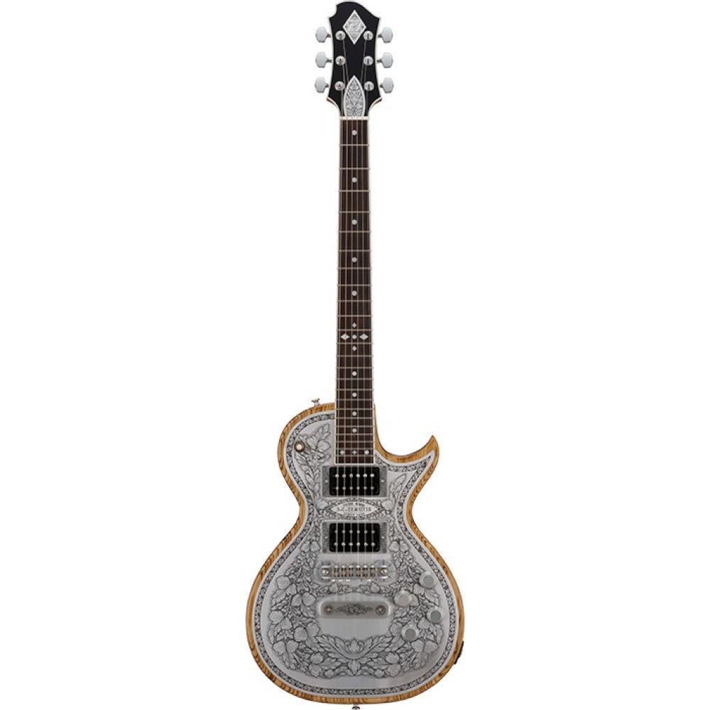 ZEMAITIS A24MF ASH Natural エレキギター