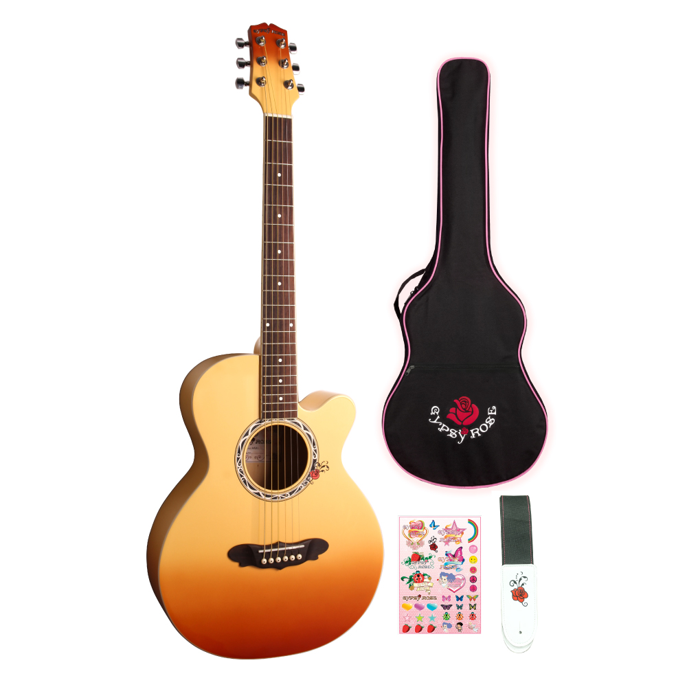 GYPSYROSE GRA1K CMB アコースティックギター