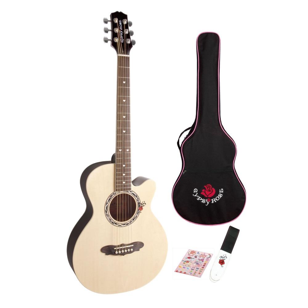 GYPSYROSE GRA1K NA アコースティックギター