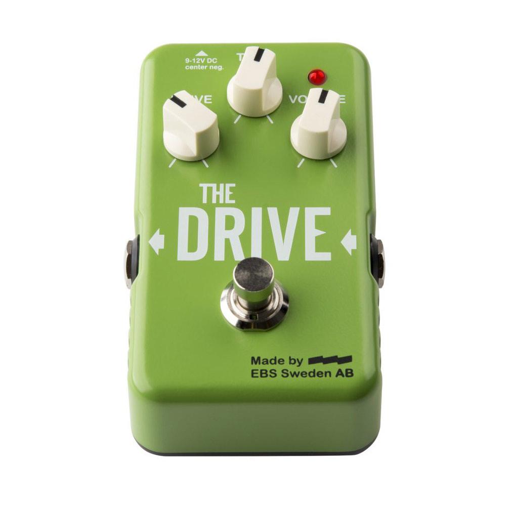 EBS The Drive ブースター オーバードライブ エフェクター