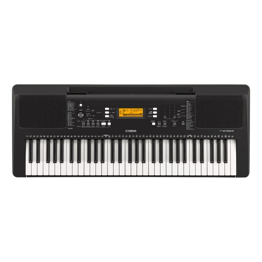 chuya online yamaha psr e363 portatone 61 keyboard. Black Bedroom Furniture Sets. Home Design Ideas