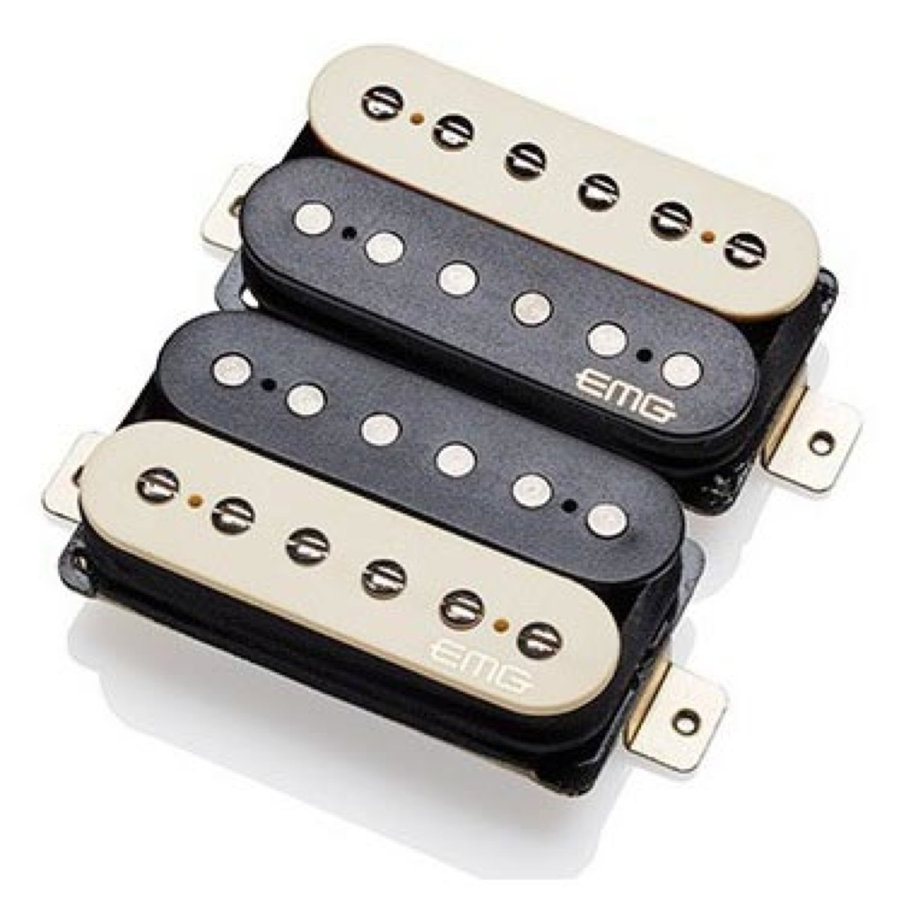 EMG Super 77 Set ZB エレキギター用ピックアップ