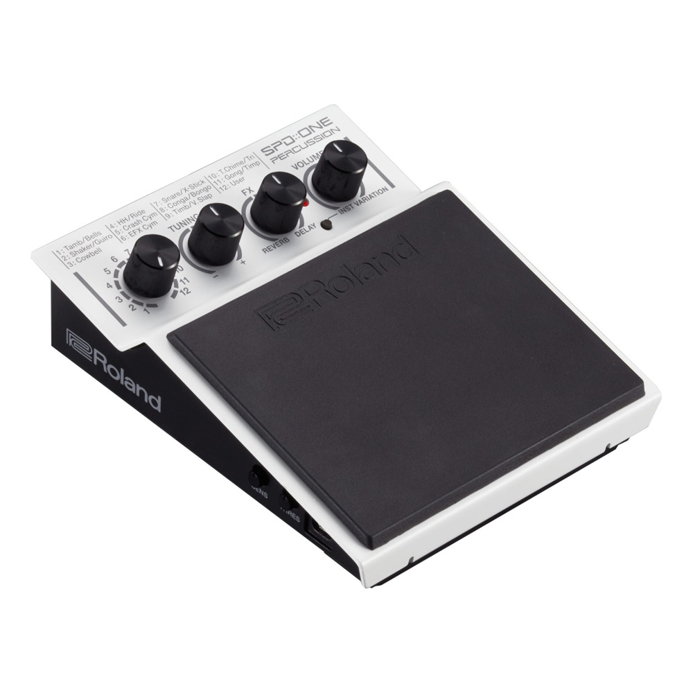 ROLAND ONE SPD-1P SPD ONE ROLAND SPD PERCUSSION 電子パーカッションパッド, シャリグン:0dcc61a0 --- officewill.xsrv.jp