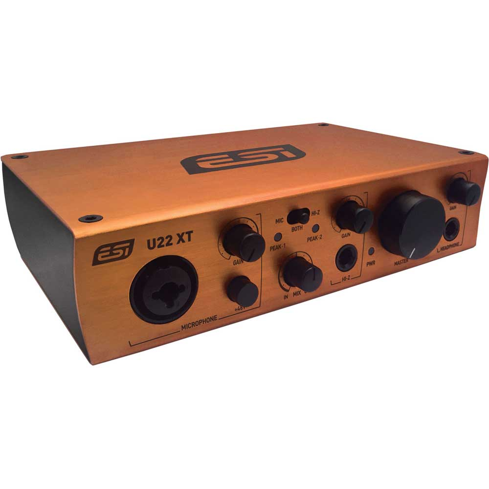 ESI U22 XT オーディオインターフェース