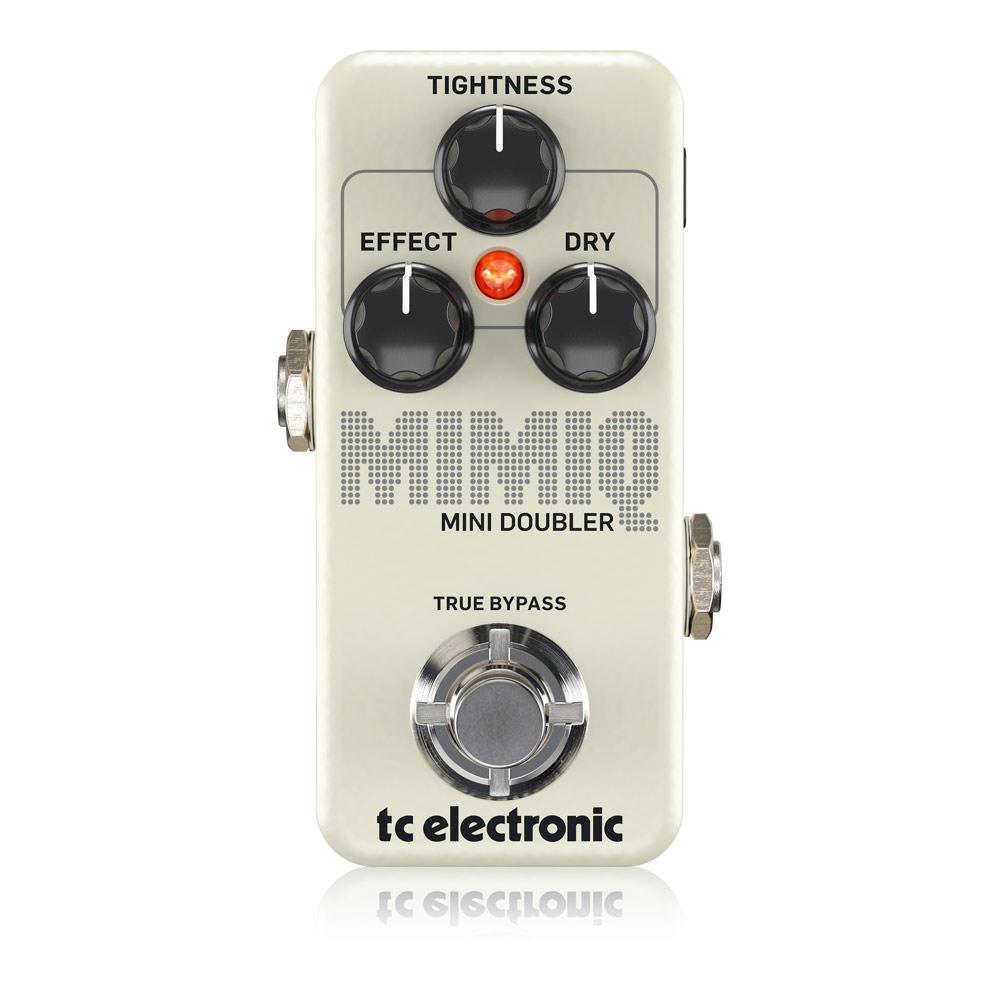 tc electronic Mimiq Mini Doubler ギター用ダブリングプロセッサー