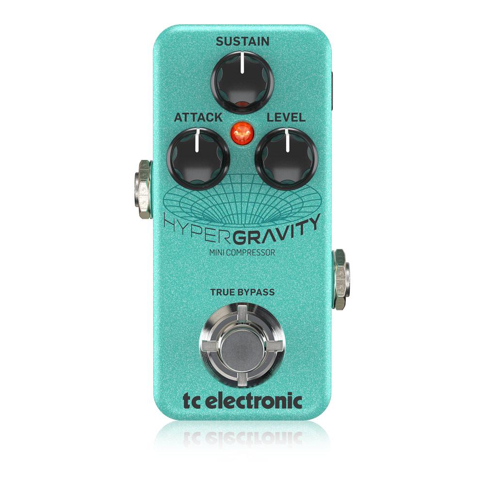 tc electronic HyperGravity Mini Compressor コンプレッサー ギターエフェクター
