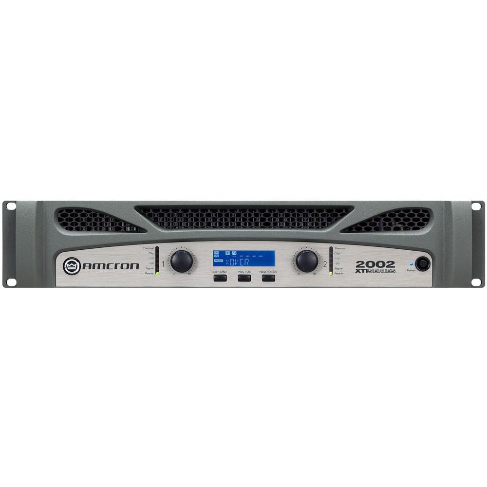 AMCRON XTi2002 パワーアンプ