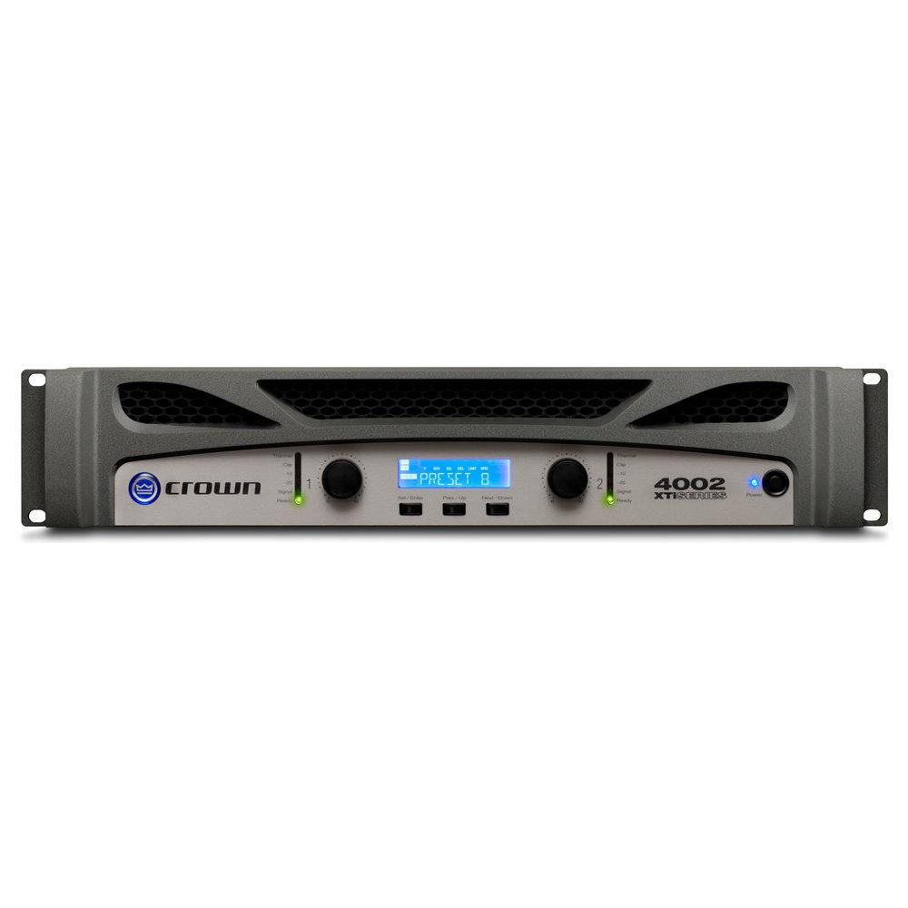 AMCRON XTi4002 パワーアンプ